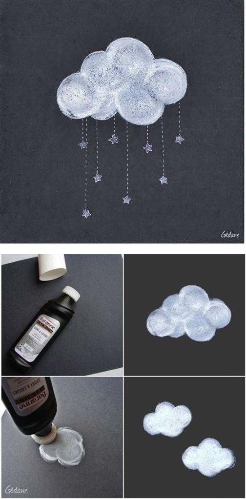 DIY nuage